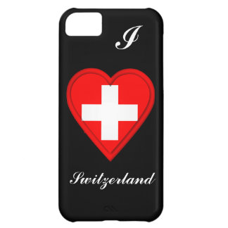 Swiss Switzerland flag iPhone 5C Case