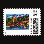 Swiss Travels Postage
