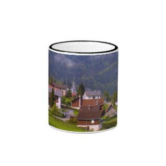 Swiss village ringer mug