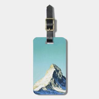 Swissair, Matterhorn Bag Tag