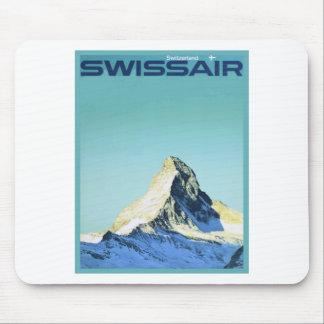 Swissair, Matterhorn Mouse Pad
