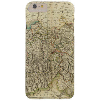 Swisserland  -Switzerland Atlas Map Barely There iPhone 6 Plus Case