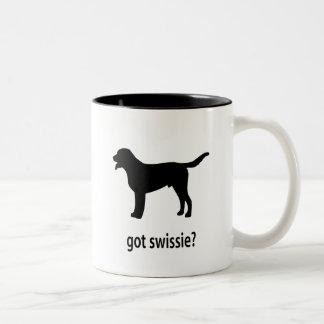 Swissie conseguido taza