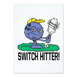 Switch Hitter Card