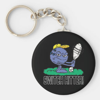 Switch Hitter Keychain
