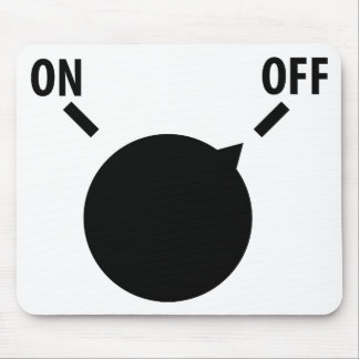 switch off mouse pad