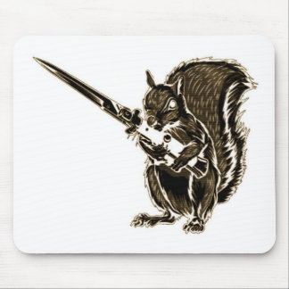 Switchy the Squirrel Mouse Pad