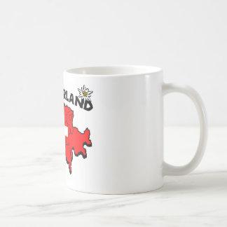 Switz Map Mug