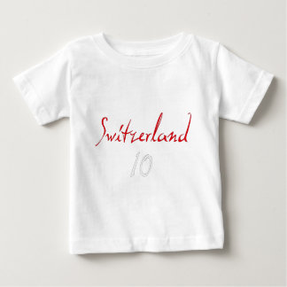 ¡Switzeland 10! Camisas