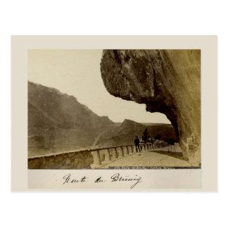 Switzerland 1908,  Brunig Pass Postcard