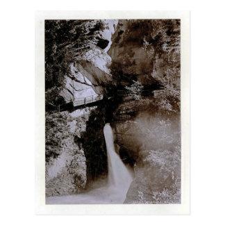 Switzerland 1908, Trummelbach Falls Post Cards