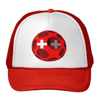 Switzerland #1 trucker hat