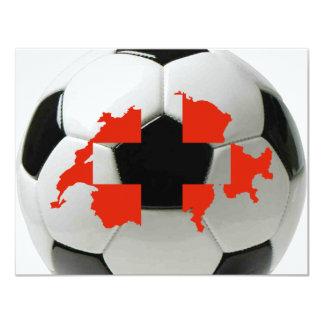 Switzerland 2010 card