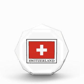 Switzerland Acrylic Award