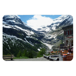 Switzerland Bernina Pass Magnet