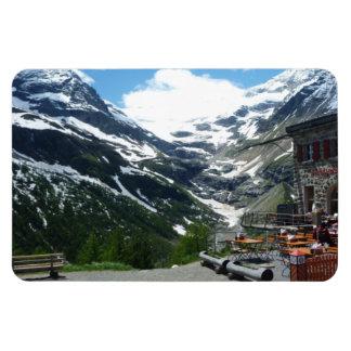 Switzerland Bernina Pass Magnet