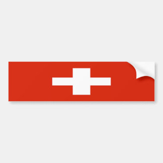 Switzerland Bumper Sticker