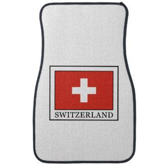 Switzerland Car Floor Mat