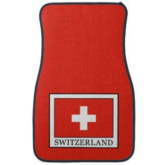 Switzerland Car Mat