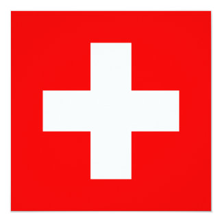 Switzerland Card