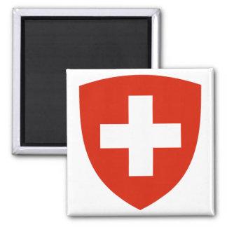 Switzerland Coat of Arms Fridge Magnets