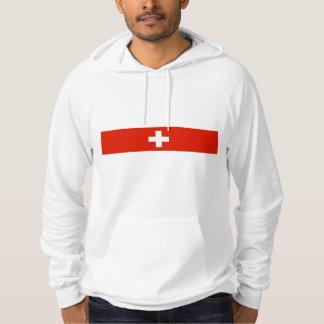Switzerland country flag swiss nation symbol sweatshirt