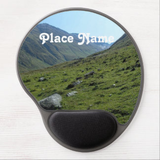Switzerland Countryside Gel Mouse Pad