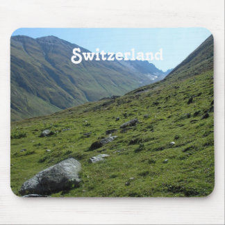 Switzerland Countryside Mouse Pad