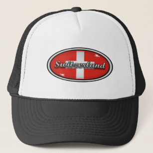 Swiss Alps Baseball   Trucker Hats  d24824749abc