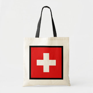 Switzerland Flag Bag