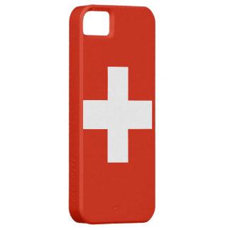 Switzerland Flag iPhone 5 Case