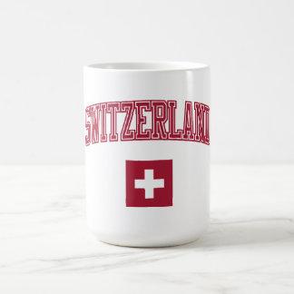 Switzerland + Flag Coffee Mug