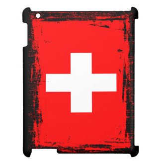 Switzerland Flag Cover For The iPad 2 3 4