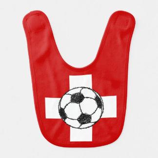 Switzerland Flag | Football Ball Bib