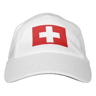 Switzerland Flag Headsweats Hat