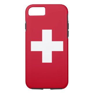 Switzerland Flag iPhone 7 Case