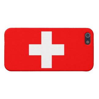 Switzerland Flag Cases For iPhone 5