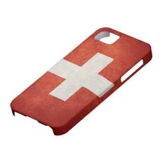 Switzerland Flag iPhone SE/5/5s Case