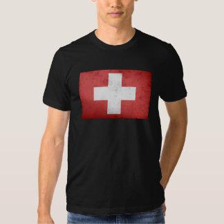 Switzerland Flag Tshirts