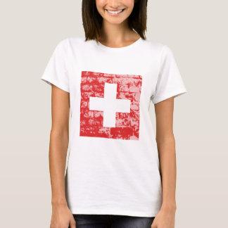 Switzerland Flag World T-Shirt