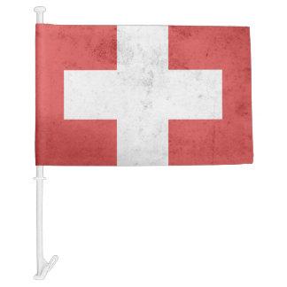Switzerland Flag Car Flag