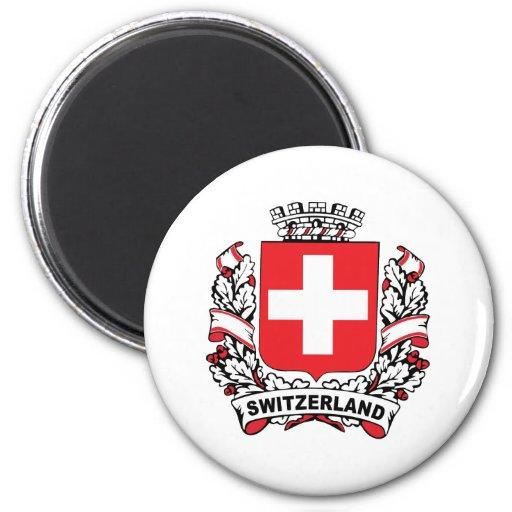 Switzerland Fridge Magnet