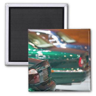 SWITZERLAND, GENEVA: 75th Annual Geneva Auto 4 Magnet