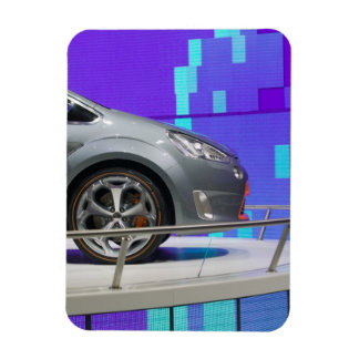 SWITZERLAND, GENEVA: 75th Annual Geneva Auto 5 Magnet