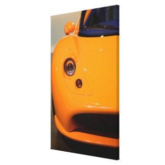 SWITZERLAND, GENEVA: 75th Annual Geneva Auto 6 Canvas Print