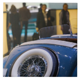 SWITZERLAND, GENEVA: 75th Annual Geneva Auto 7 Ceramic Tile