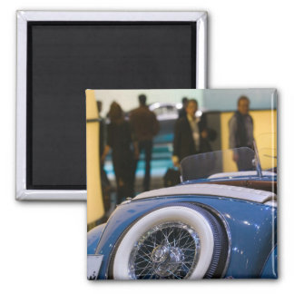SWITZERLAND, GENEVA: 75th Annual Geneva Auto 7 Magnet