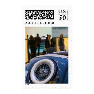 SWITZERLAND, GENEVA: 75th Annual Geneva Auto 7 Postage