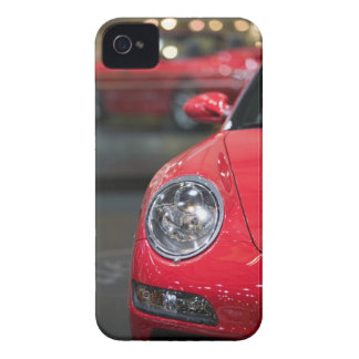 SWITZERLAND, GENEVA: 75th Annual Geneva Auto 8 iPhone 4 Case