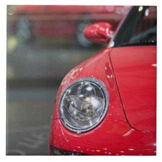 SWITZERLAND, GENEVA: 75th Annual Geneva Auto 8 Tile